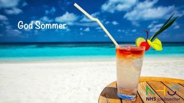 God sommer hilsen fra NHS jobb
